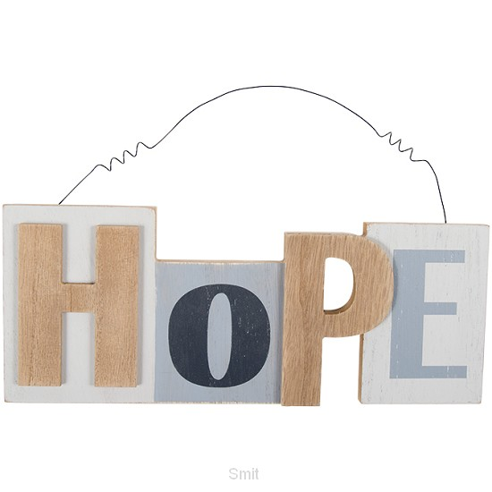 Wall hanger hope
