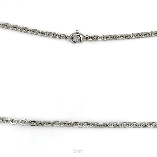 Stainless Steel Anchor Style Chain 60cm