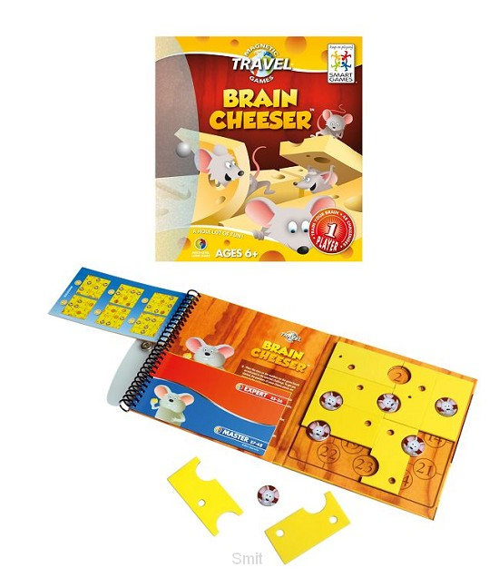 Spel Brain Cheeser 6+