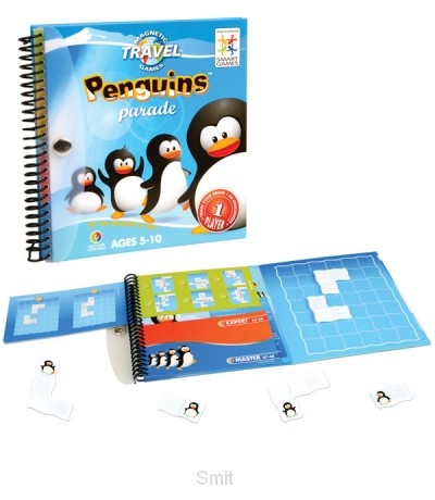 Spel Penguins Parade 5+