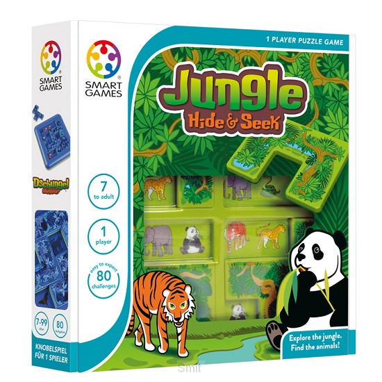 Spel Jungle Hide & Seek 7+