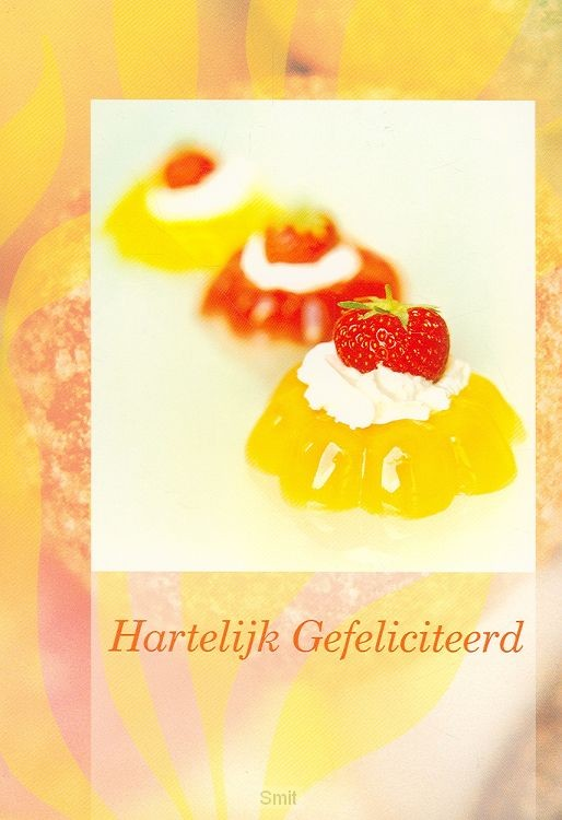 Wk hg nbv drie keer pudding