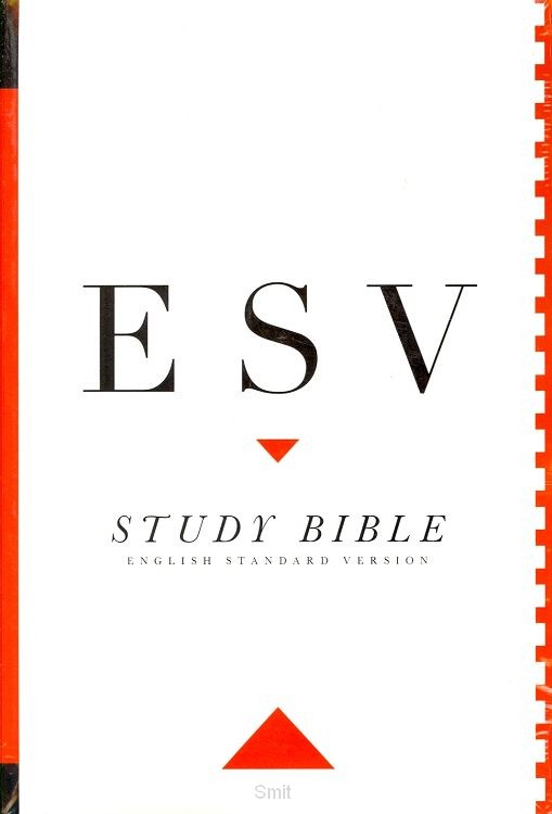 ESV studybible personal size paperback