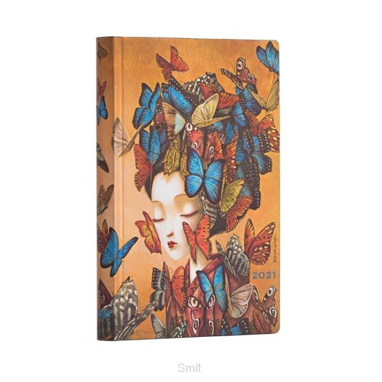 Agenda 2021 Madame Butterfly (flexi)