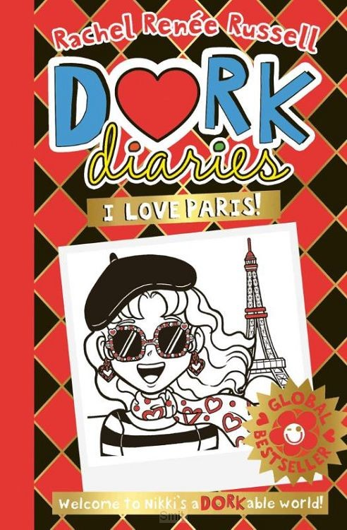 Dork Diaries: I Love Paris