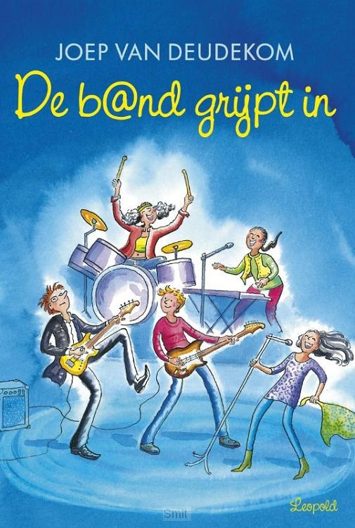 De band grijpt in