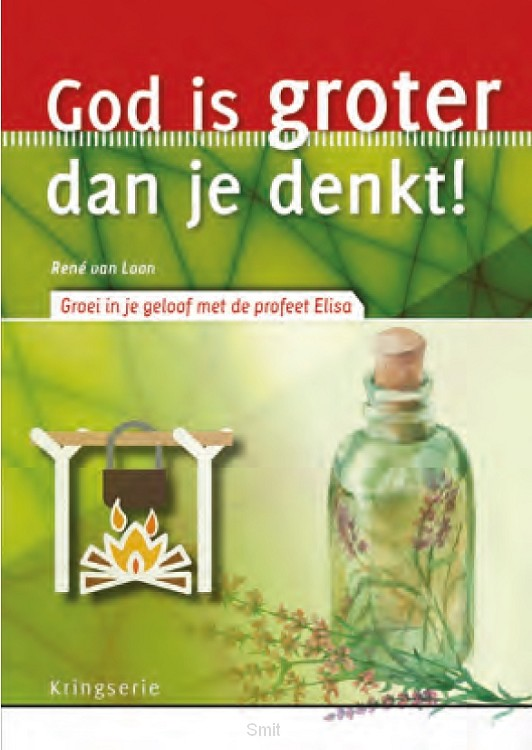 God is groter dan je denkt - Elisa