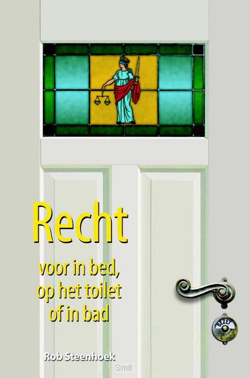 Recht voor in bed, op het toilet of in bad