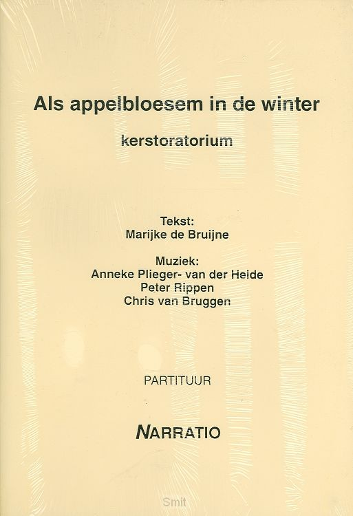 Als appelbloesem in de winter set 3 ex