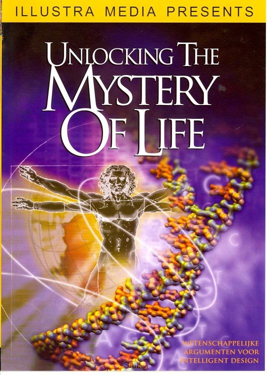 Dvd unlocking the mystery of life