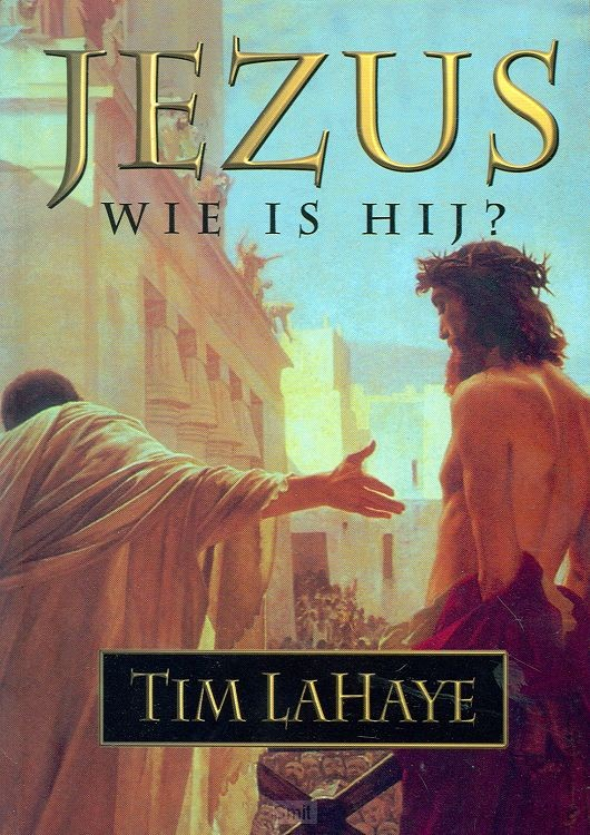 Jezus wie is Hij