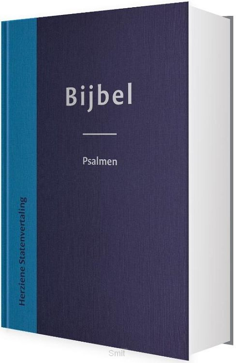 HSV met Psalmen vivella en index