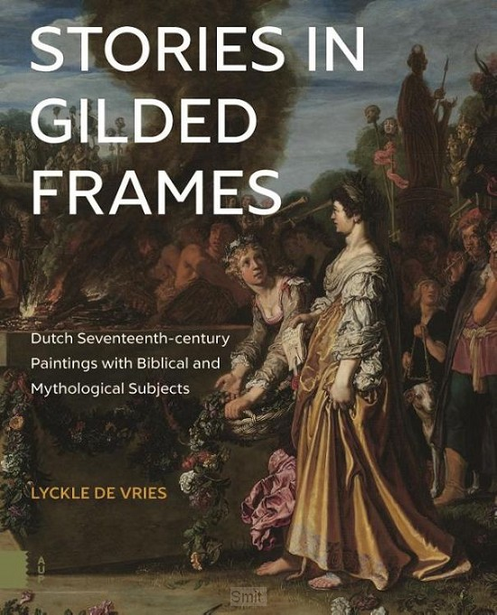 Stories in gilded frames