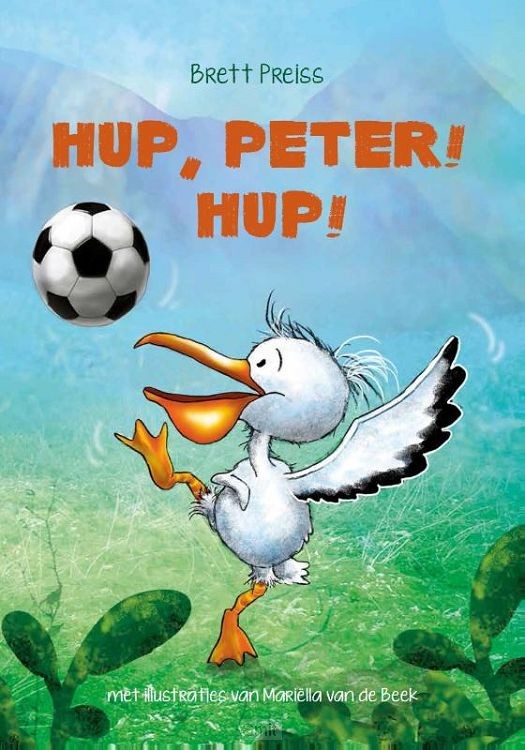 Hup, Peter! Hup!