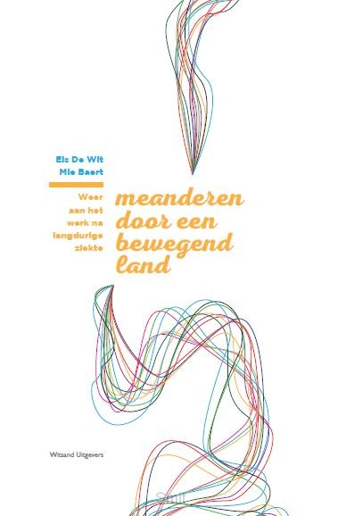Meanderen door een bewegend land
